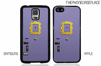 Friends TV Show Peep Hole Door Phone Case for Apple or Samsung Phone Case Cover