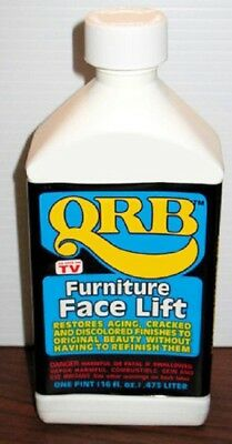 Qrb Refinish Wood Furniture Easy Fast Restorations Brand New