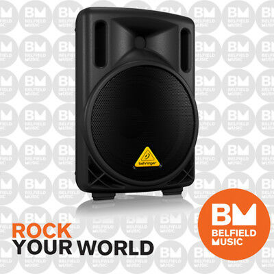 Behringer EUROLIVE B208D Active PA Speaker 2-Way 200W 8'' Inch Powered System