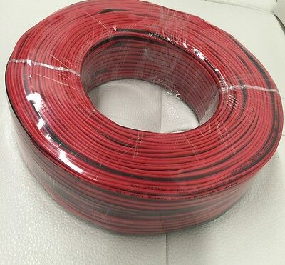 Single Color 30 FT Extension Cable 2-Pin Wire AWG 18 LED Flexible Strip Light