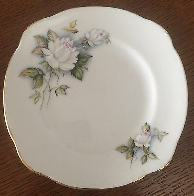 Vintage Duchess Fine Bone China 'ice Maidon' Side / Cake Plate