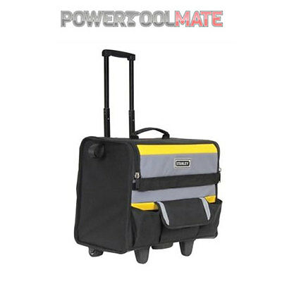 Stanley STA197515 18in Wheeled Soft Tools Bag