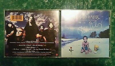 Change of Seasons;Dream Theater:Signed CD -DVD LP:QUEEN,DEEP PURPLE,LED ZEPPELIN