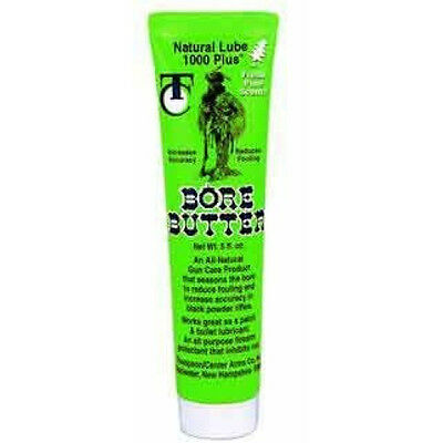 Thompson Center Natural Lube 1000 Plus Pine Bore Butter 5 Oz Tube # 7409