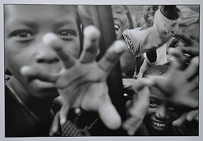 Guy le Querrec Limited Edition Magnum Photo Poster XXL Guinea Afrika 1988 Africa