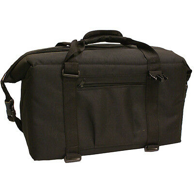 NorChill 48 Can Soft Sided Hot/Cold Cooler Bag - Black [9000.62]