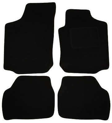 VOLVO XC60 (2008 on) 8 FIXING CLIPS Tailored Car Floor Mats Black