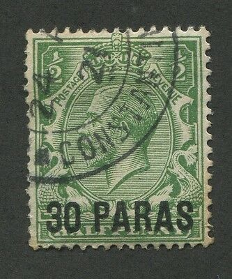 Great Britain (Offices In Turkey) #55 Used