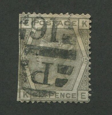 Great Britain #62 Used