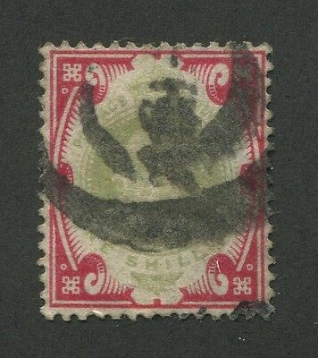 Great Britain #138 Used