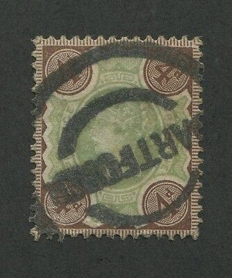 Great Britain #116 Used
