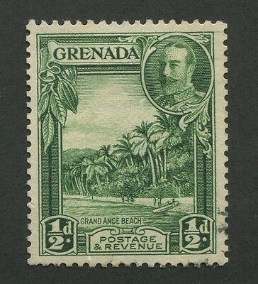 GRENADA #114a USED  PERF 12-1/2 x 13-1/2