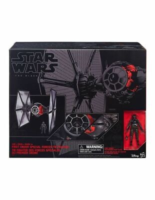 NEW Episode VII Black Series Limited Edition TIE Fighter & 6-inch Figure