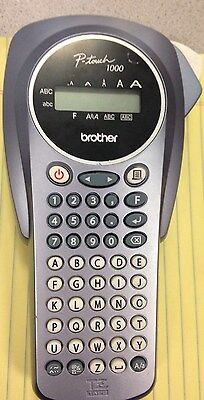 Brother P-touch 1000 PT-1000