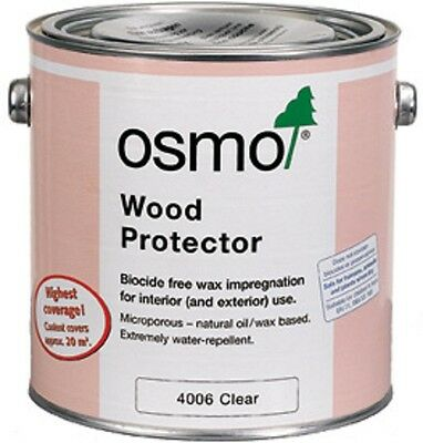Osmo Wood Protector 2.5 Litres