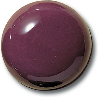 230ml Terracolor Earthenware Glaze 1037 Aubergine Gloss (1060°C)