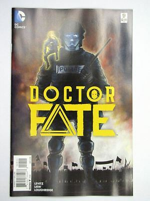 DC Comics: DOCTOR FATE #9 APRIL 2016 # 6E99