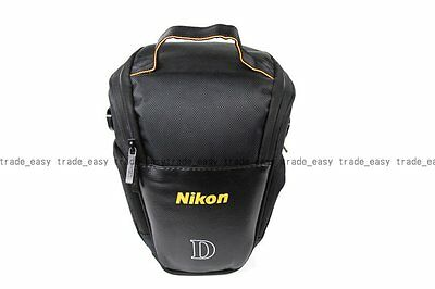 DSLR Shoulder Camera Case Bag for NIKON D7000 D7100 D610 D800E D3200 D3300 D5200