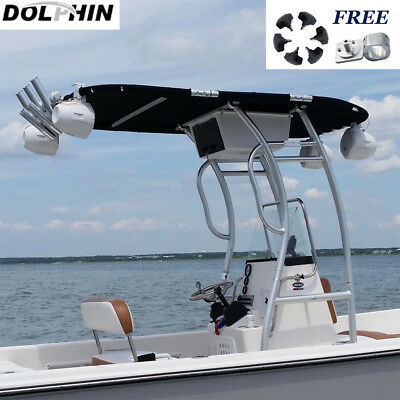 Dolphin Pro2 T-TOP/ Center Console Boat T TOP Heavy Duty Foldable T Top