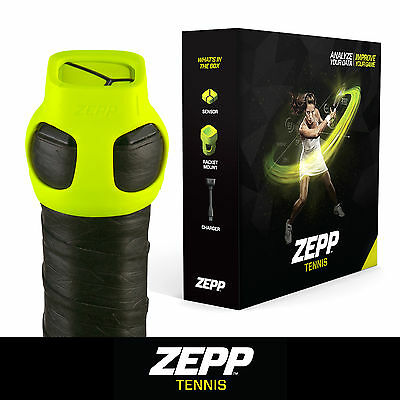 Zepp Tennis 3D Swing Analyser - Multi Sports Sensor - For IOS & Android Devices