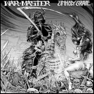 WAR MASTER/UNHOLY GRAVE - Split LP Bolt Thrower Entombed Insect Warfare Grave
