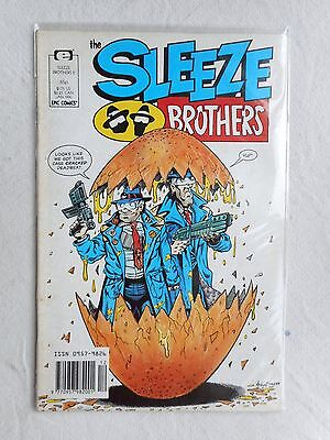 The Sleeze Brothers N°6 Vo Tbe /  Very Fine