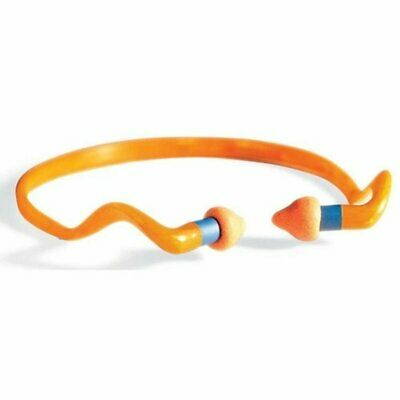 Howard Leight Quiet Band Hearing Protection, Reusable Pods, Orange #R-01538