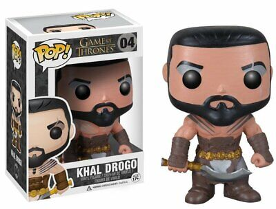 Funko - Funko POP Game of Thrones: Khal Drogo Vinyl Figure