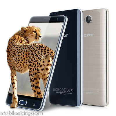 "8Core 3/32G 5.5""CUBOT Cheetah 2 Phone 4G Android6.0 IPS 16MP TouchID Móvil Libre"