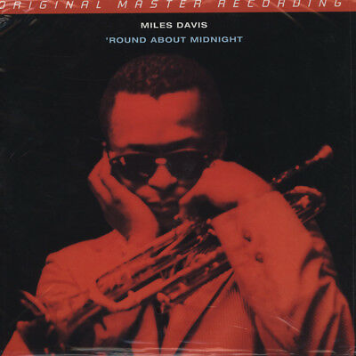 Miles Davis - Round About Midnight (Vinyl LP - 1957 - US - Reissue)