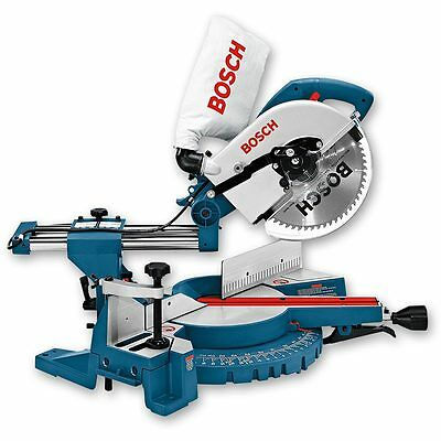 Bosch GCM 10 S 254mm Slide Mitre Saw