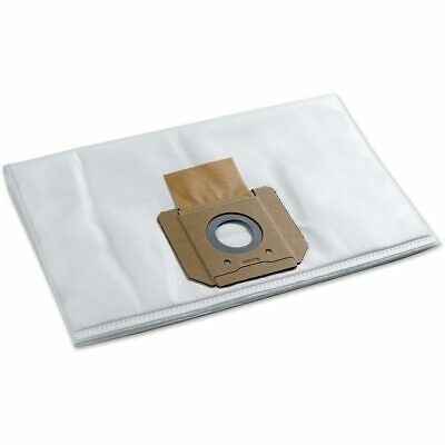 Bosch Fleece Filter Bags for GAS 35 L and M Extractors (Pkt 5)