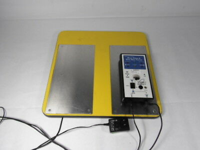 Static Solutions CT-8700 Combo Wrist And Foot Strap Tester W/ Foot Plate ! WOW !