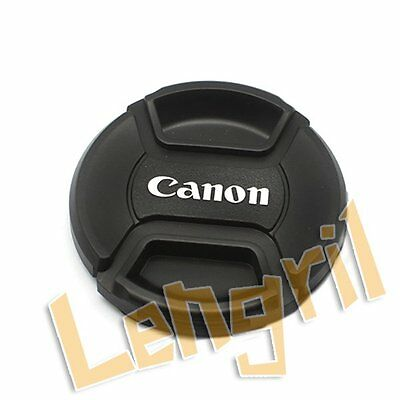 Pixco 67mm Snap-on Lens Cap for Canon Camera Fit For Any 67mm Filter Size Lens