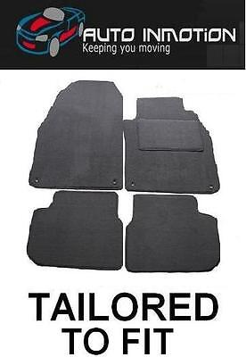AUDI Q7 (2006 ON) 8 FIXING CLIPS Tailored Car Floor Mats GREY