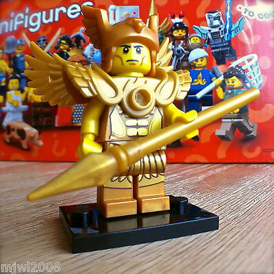 LEGO 71011 Minifigures SERIES 15 FLYING WARRIOR #6 SEALED Minifigs Golden Wings