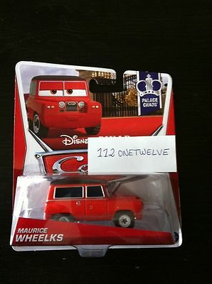 Voiture Disney Pixar Cars Maurice Wheelks