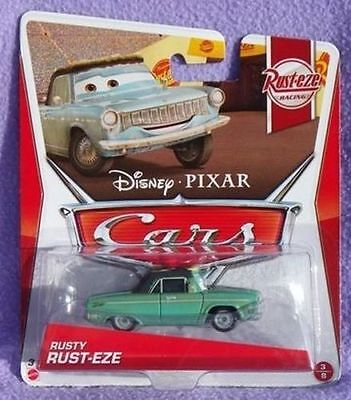 Voiture Disney Pixar Cars Rusty Rust Eze
