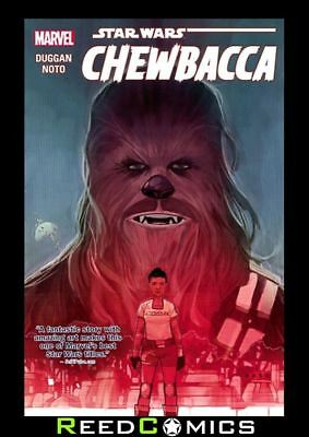 STAR WARS CHEWBACCA GRAPHIC NOVEL New Paperback Collects Mini-Series Issues #1-5