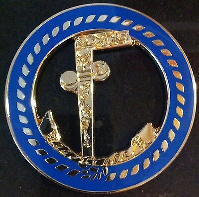 Tubal Cane Cut Out Auto Emblem