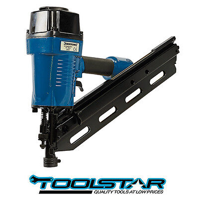 AIR FRAMING NAILER 90mm - ROOFING FENCING DECKING FLOORING