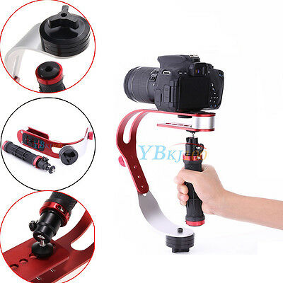 New Handheld Video Steady Cam Stabilizer for Gopro Digital Camera Phone DSLR US