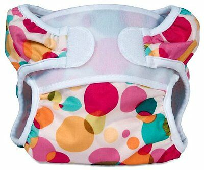 Bummis Swimmi Cloth Diapers, Bubbles, Medium 15-22 lbs Discontinued by