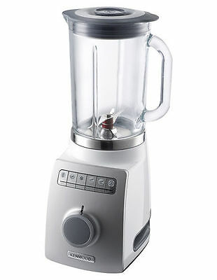 NEW Kenwood BLM800WH Blend-X Pro Blender: White/silver Grey