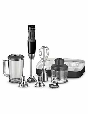 NEW KitchenAid KHB2569 Artisan Deluxe Stick:Black 5KHB2569AOB Black