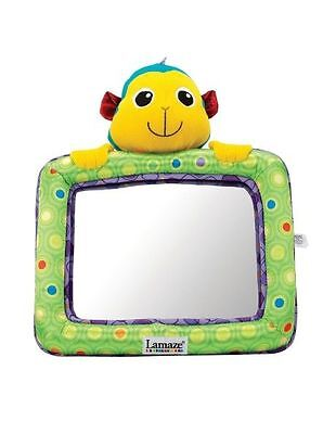 NEW Lamaze Monkey in the Mirror