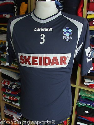 Trikot Follo FK (L)#3 Legea Norwegen Shirt Norway Jersey Issue Training