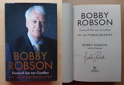 Bobby Robson - Farewell but not Goodbye - Newcastle Fulham West Brom (7567)