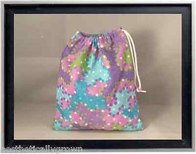 Gymnastics Leotard Grip Bags / Purple and Blue Camo Gymnast Birthday Goody Bag