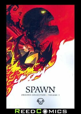 SPAWN ORIGINS VOLUME 3 GRAPHIC NOVEL New Paperback Collects Issues #15-20